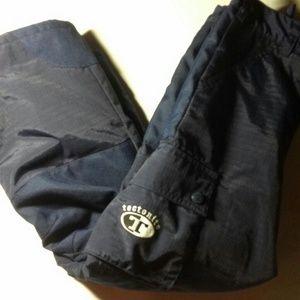 Columbia Boys Snowboarding Pants Looks New! Sz 7/8